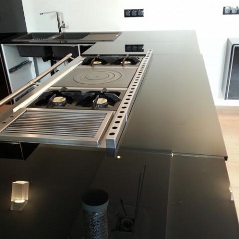 cr dence de cuisine en verre sur mesure villeneuve d 39 ascq pr s de lille nord pas de calais. Black Bedroom Furniture Sets. Home Design Ideas